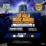 Demmie Vee, Jhybo, Olaboi, Oga Kizito, Jaga and Others To Perform at Top Naija Music Awards Nominees Concert 2017