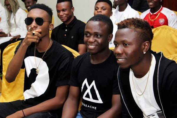 Exclusive Photos from 2017 Top Naija Music Awards Presentation Ceremony